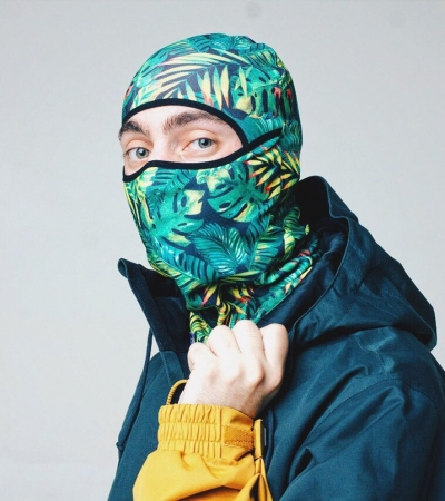 ski mask Alfa tropical balaclava
